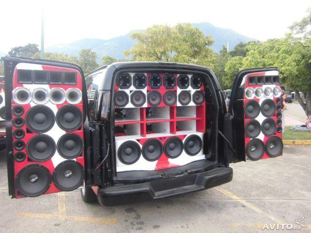 акустика для авто