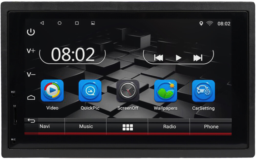 Sigma CP-2000 Android