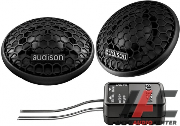 Автоакустика Audison AP 1 Set Tweeter 25mm