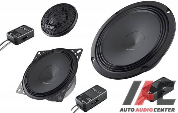 Audison APK 163 Kit 3-Way System