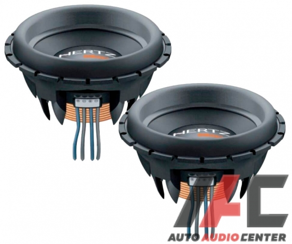Hertz MG 12 2x1.0 Ohm 2 Spiders